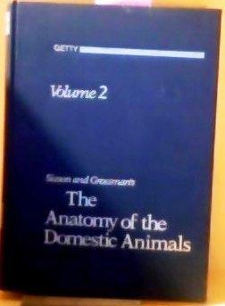 Anatomy of the Domestic Animals: v. 2