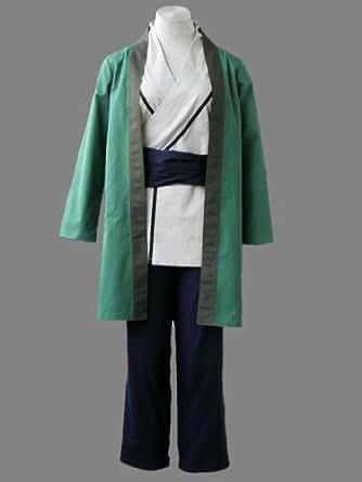 CTMWEB Japanese Anime Naruto Cosplay Costume - Tsunade Kimono Set