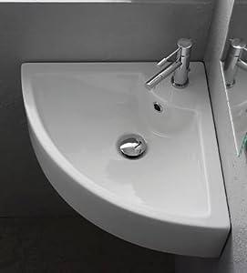 Scarabeo lavabo de coin square cuisine maison - Lavandini bagno ikea ...