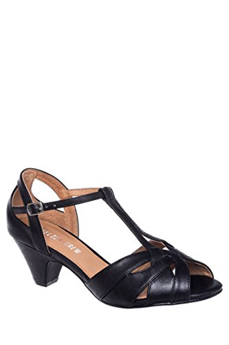 Nina 2 Strappy Low Heel Sandal