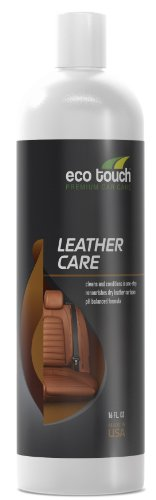 Eco Touch (LCC16) Leather Care - 16 oz. (Meguir Leather Cleaner compare prices)