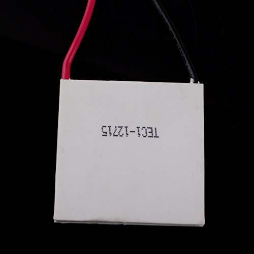 Tec1-12715 0-15V Heatsink Thermoelectric Peltier Cooler For Cpu Car Drink Cooling 40X40Mm front-302707