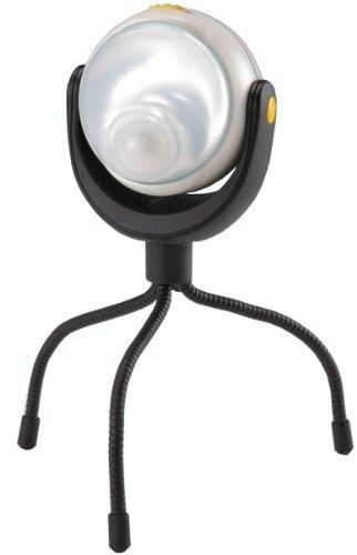 RITEX ライテックス 「自由に曲がる三脚で様々な場所に取付可能! 」 LEDどこでもセンサーライト ASL-090