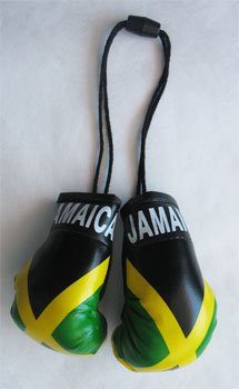 Jamaica - Mini Boxing Gloves - 1