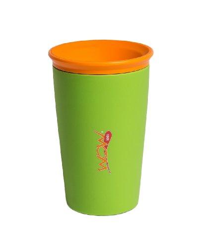 【フタをしたまま飲める】WOW Cup ワオカップ グリーン KJK101110