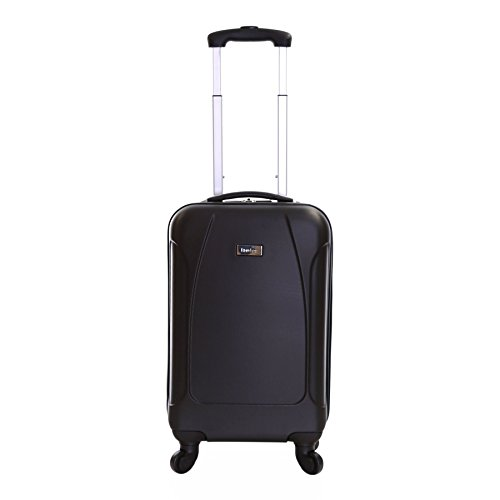 karabar-evora-55-cm-hard-suitcase-10-years-warranty-55-cm-obsidian-black
