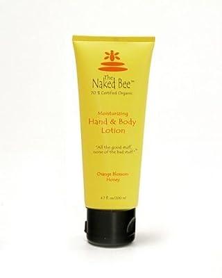 The Naked Bee Naked Bee Hand Body Lotion 6.7 oz lotion - Orange Blossom Honey