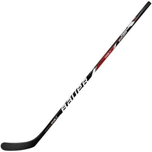 Bauer-Supreme-One7-Griptac-Eishockeyschlger-BiegungP92-NaslundSpielseiteLinksFlex-102-Senior-Stiff