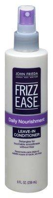 John Frieda Frizz Ease Daily Nourishment Leave-In Conditioning Spray by John Frieda for Unisex Hair Spray