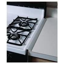 Oven Countertop Gap Guard : The Dirty Crack Between the Stovetop and Countertop Problem