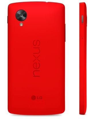 Nexus 5 LG-D821 32GB SIMフリー [ブライト レッド]