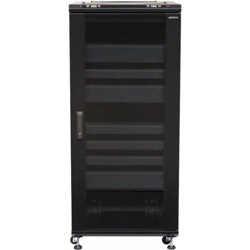 Sanus Systems Cfr127-B1 55-Inch 27U Foundations Component Rack