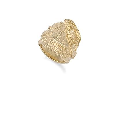 18K Or Jaune Rempli Round Amethyst Emerald Topaz Zircon Parti Boucles d/'oreilles Créoles