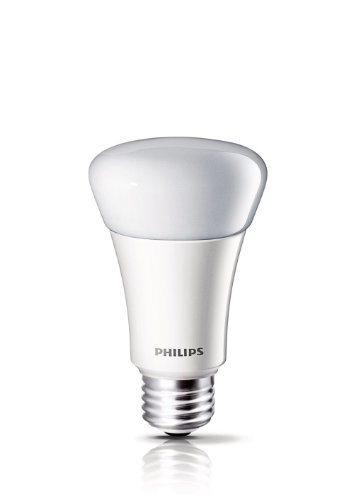 Philips 424374 7-Watt (40-Watt) A19 LED Household Soft White Light Bulb, Dimmable (Philips 40w Appliance Bulb compare prices)