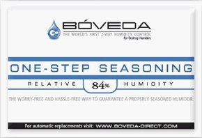 Boveda One Step EZ Humidor Seasoning Packet [Misc.]