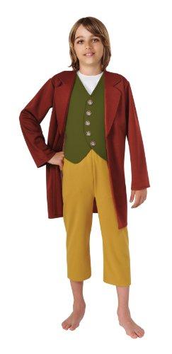 The Hobbit Bilbo Baggins Costume - Large