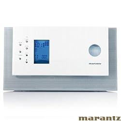 マランツmarantz パーソナルCDステレオシステム CR101R W(プレミアムホワイト)