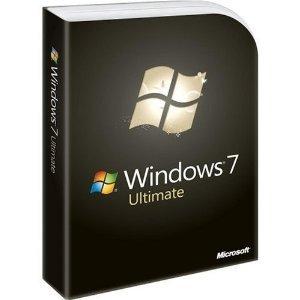 Windows 7 Ultimate SP1 64 bit (OEM)