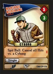 Baseball Highlights 2045: Pitchers Expansion - Cyborgs