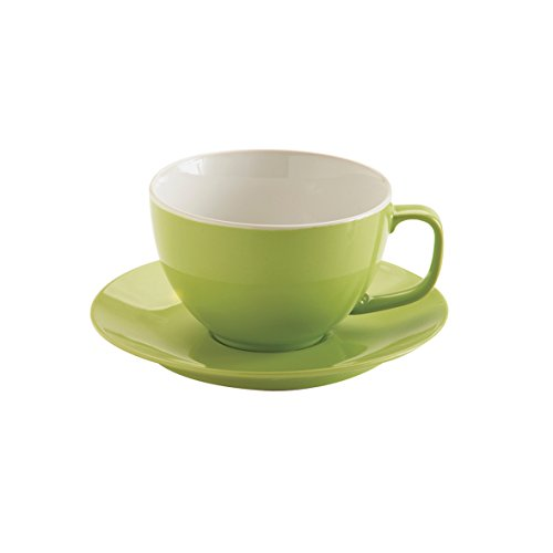 Price Kensington Brights Green Large Cup And Saucer Home
