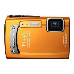【Amazonの商品情報へ】OLYMPUS 防水デジタルカメラ TOUGH TG-310 オレンジ 3m防水 1.5m耐落下衝撃 -10℃耐低温 1400万画素 3.6倍光学ズーム 2.7型液晶 TG-310 ORG