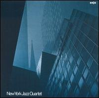 New York Jazz Quartet : Surge by Frank Wess, Roland Hanna, George Mraz and Richard Pratt