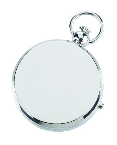 Charles-hubert, Paris Charles Hubert 3851 Quartz Picture Frame Pocket Watch