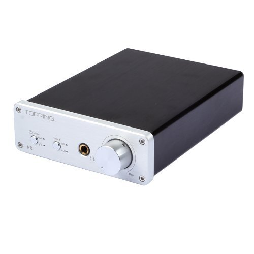 TOPPING VX1 2×25W T-AMP Tripath Stereo Hi-Fi Power Subwoofer Amplifier USB DAC US Digital Amplifier