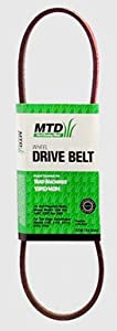Mtd Lawn Mower Part # Oem-754-0343 Belt from MTD