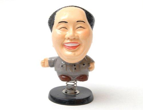 中国・偉大なる指導者のフィギュア 毛沢東