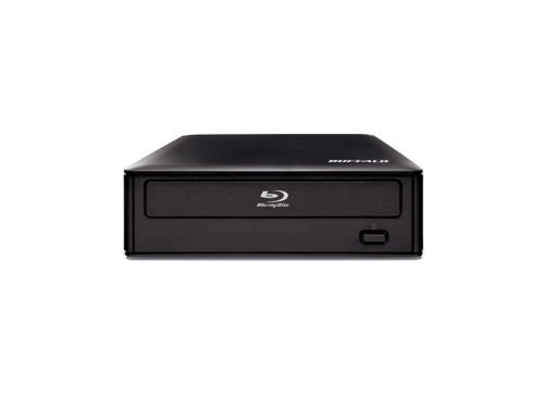 Buffalo 8x External Blu-ray Drive USB 2.0 with CyberLink Software Suite