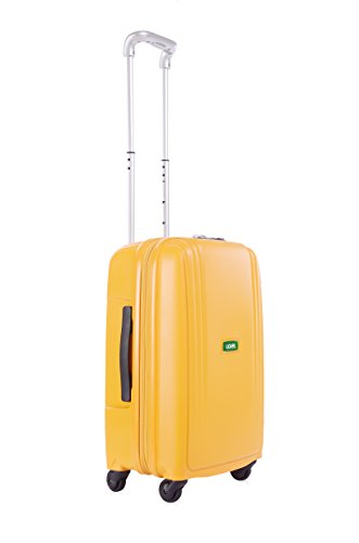 lojel-streamline-polypropylene-small-upright-spinner-luggage-yellow-one-size