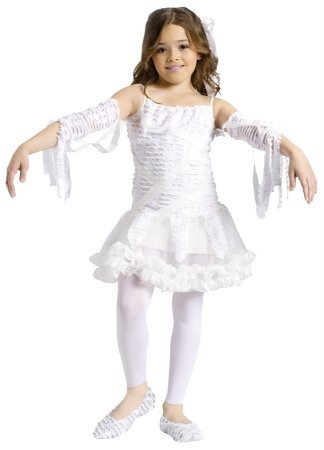 Costumes For All Occasions FW110582LG Tutu Mummy Child 12-14
