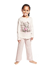 Pure Cotton Tatty Teddy Pyjamas