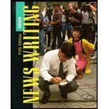 img - for News Writing by Hough, George A.(November 1, 1994) Paperback book / textbook / text book