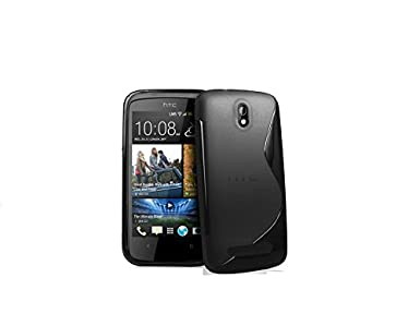 CLOROX Back Cover For Htc Desire 500 available at Amazon for Rs.299