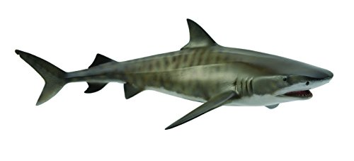 Collect A Sea Life Tiger Shark Toy Figure