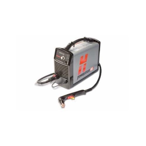 Find Hypertherm Powermax 45 Plasma Cutter w/ 20 ft. Hand Torch