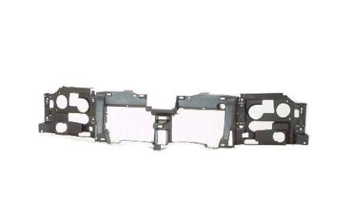 chevy-trailblazer-02-09-headlight-mounting-header-panel-new