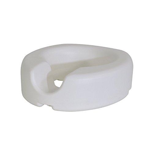 A&B MED WC Toiletten-Sitzerhöhung aus Kunststoff