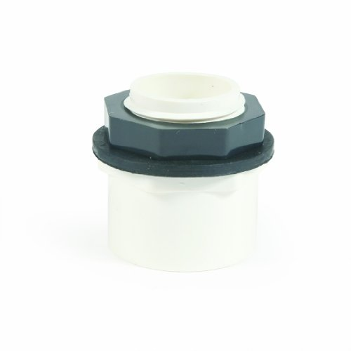 "Camco 11457 Drain Pan Fitting - 1""/1.5"" PVC - Pack of 12"