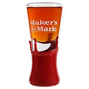 makers-mark-cordial-tall-clear-shot-glass-w-wax-dipped-base