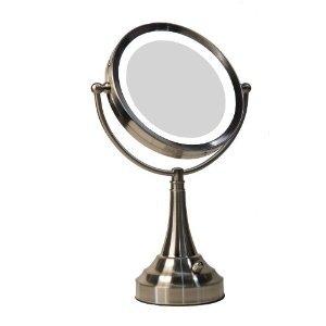 1X/10X Next Generation Led Vanity Mirror front-58016