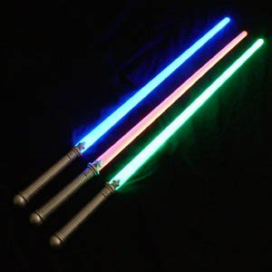 Educational Products - Light Up Laser Lightsaber Sabre Sword 29