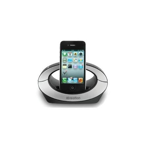 Icreation Bluetooth Handset With Iphone