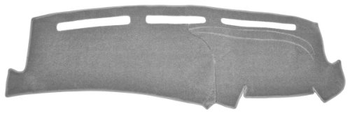 Chevy Full Size Pick-up Dash Cover Mat Pad - 1988 - 1994 (Custom Carpet, Silver) (1994 Chevy Truck Dashboard compare prices)