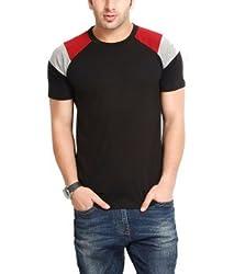 Gritstones Men's Round Neck Cotton T-Shirt