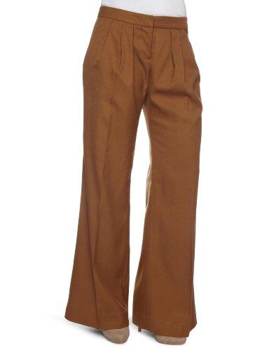 Full Circle Klee Flared Women's Trousers Cinnamon