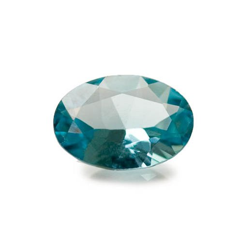 Oval Apatite Loose Gemstone 7x5mm