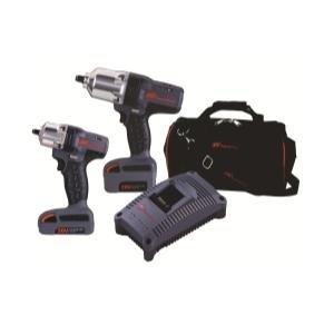 Ingersoll Rand Iqv20-201 Impact Wrench Combo